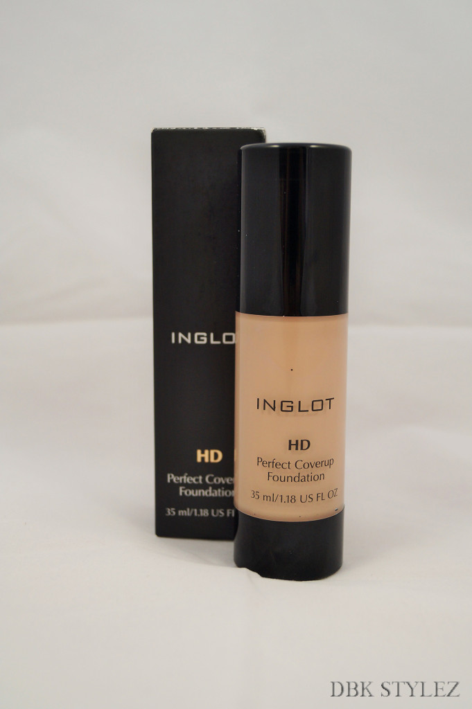 Inglot Foundation