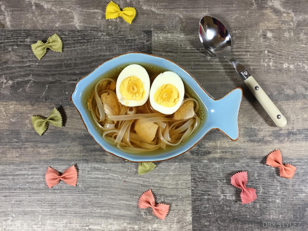 Suppe mit Wasserzeichen