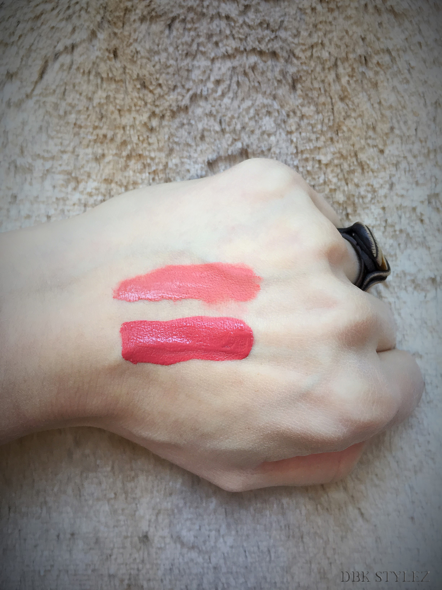 LA Girl Swatches