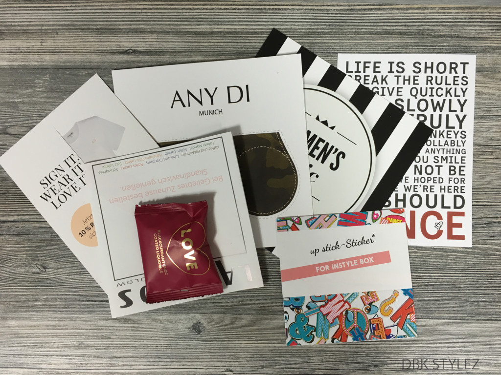 Instyle Box 05 discounts