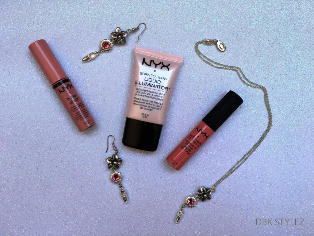 Nyx Illuminator matte lip cream butter lip cream