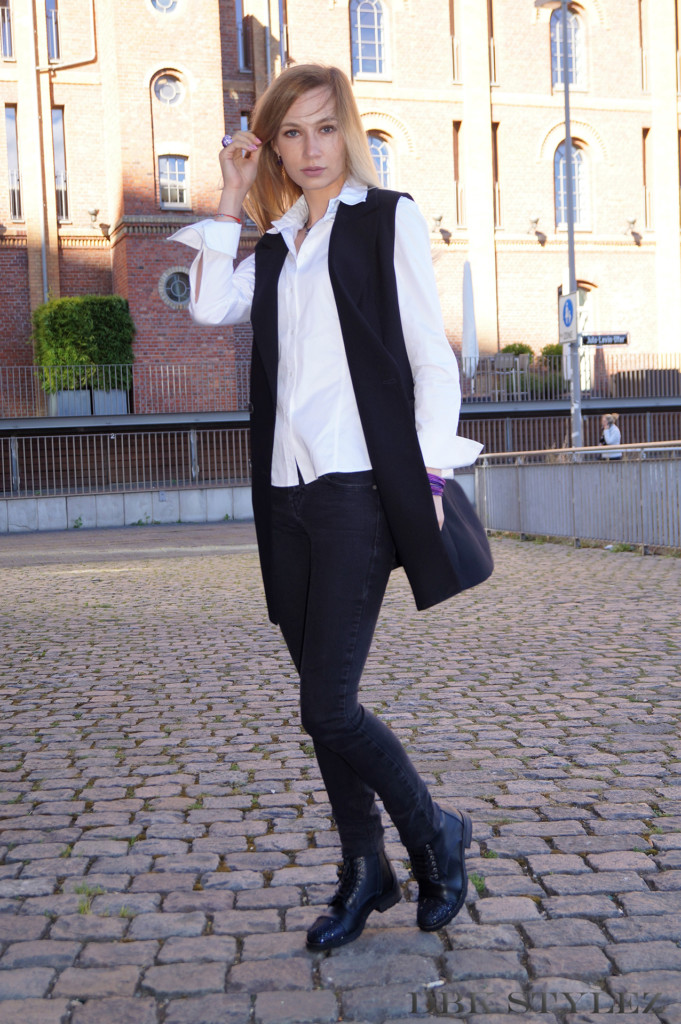 outfit-1 DBK Stylez Vest Look Streetstyle