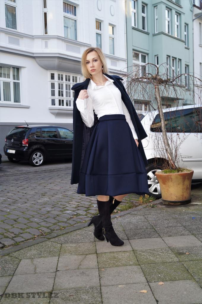 Maje Skirt DBK Stylez 10