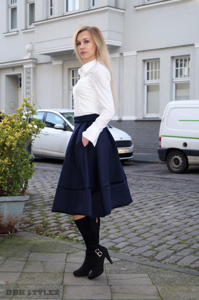 Maje Skirt DBK Stylez 12