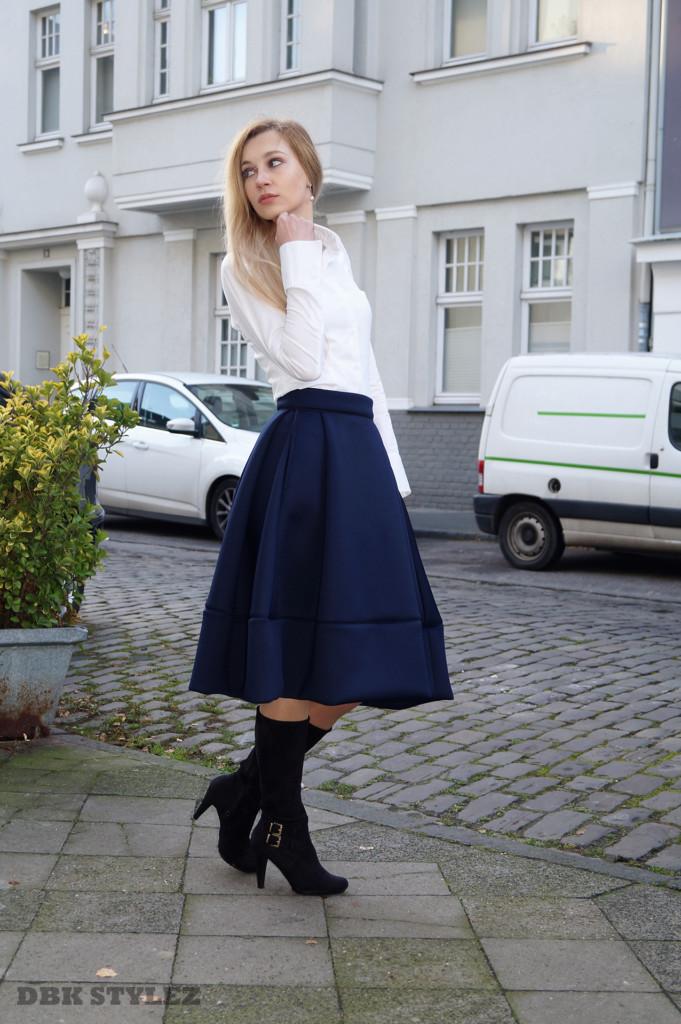 Maje Skirt DBK Stylez 13