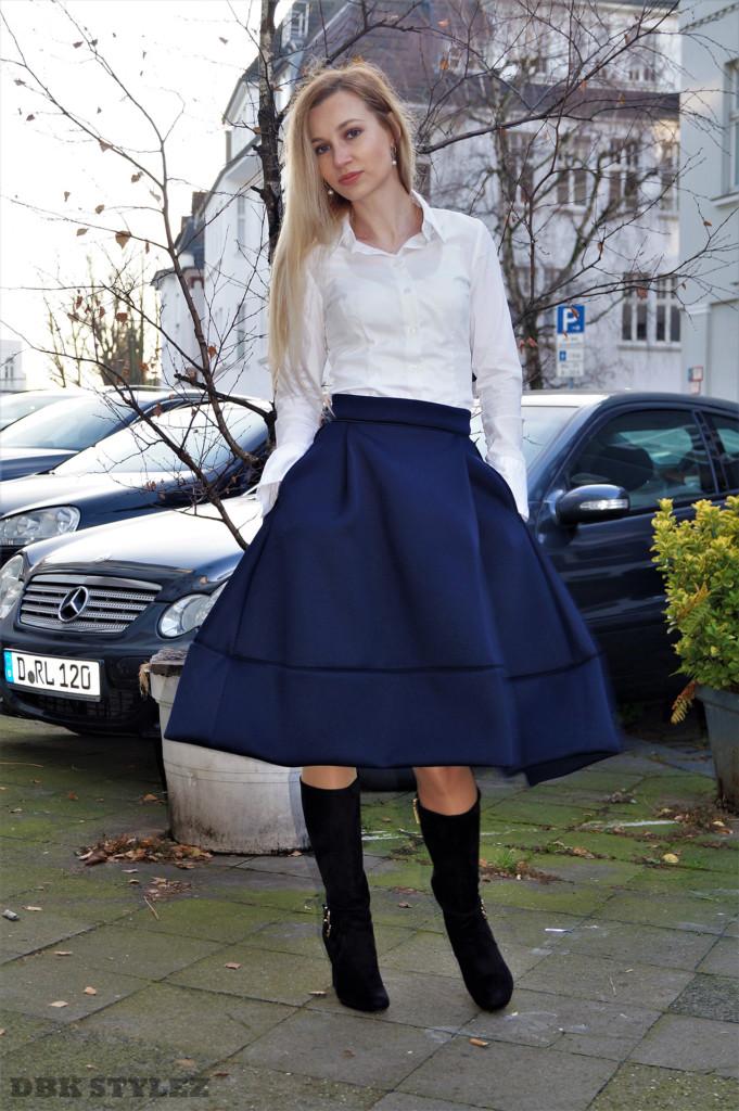 Maje Skirt DBK Stylez 14