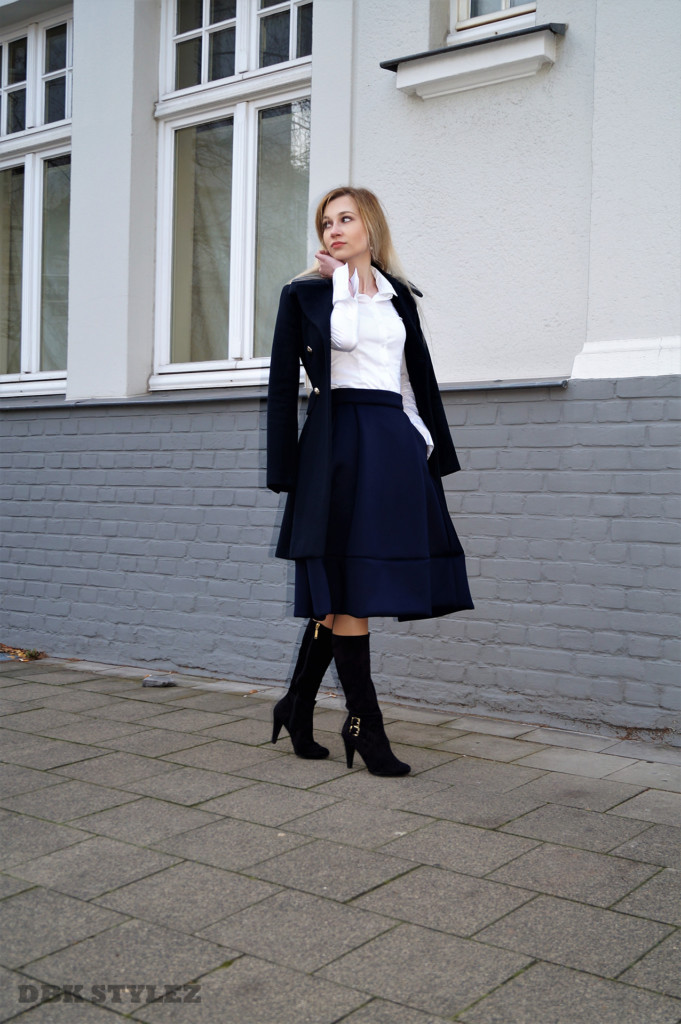 Maje Skirt DBK Stylez 15