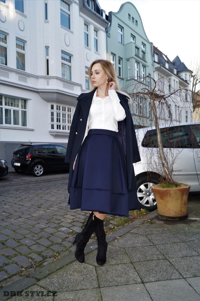 Maje Skirt DBK Stylez 3