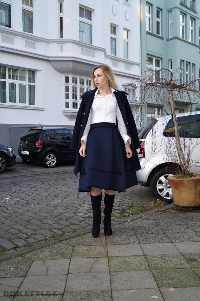 Maje Skirt DBK Stylez 4