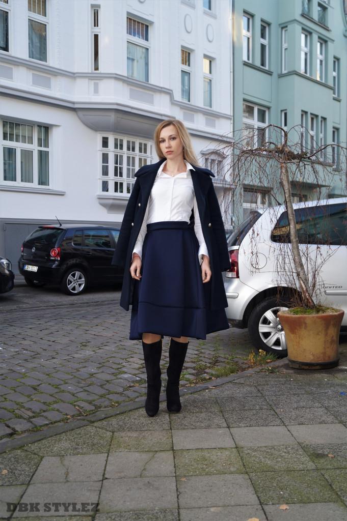 Maje Skirt DBK Stylez 5