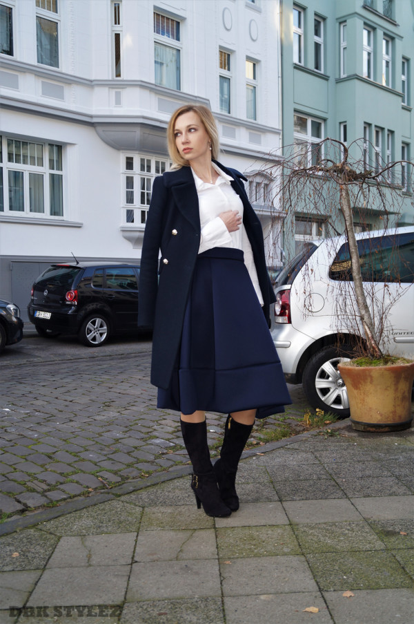 Maje Skirt DBK Stylez 9