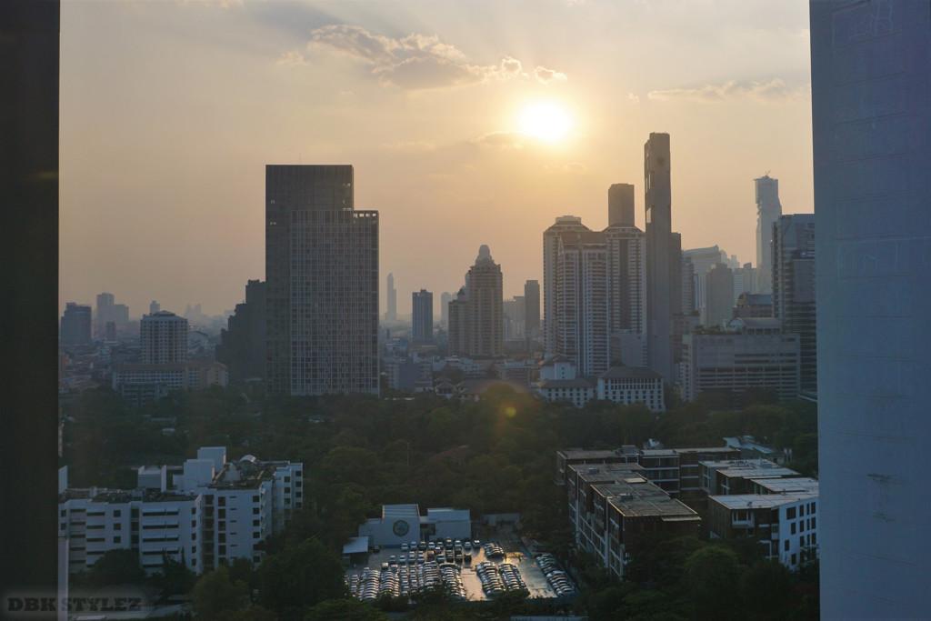 """Bangkok-View-by-day"""