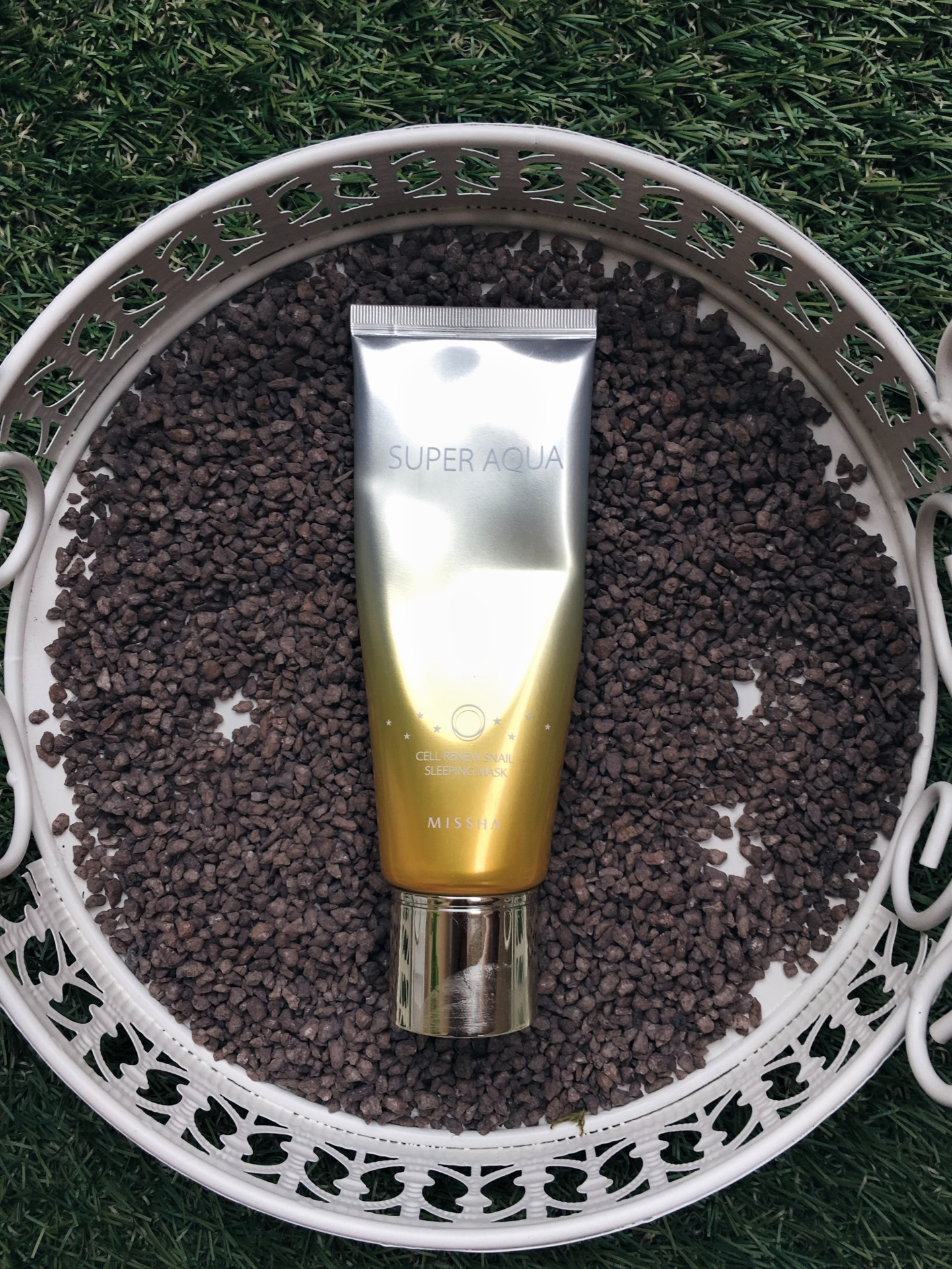 facemask_dbkstylez_beauty_skincare_уход_бьюти_missha_cell_renew_snail_sleeping_mask