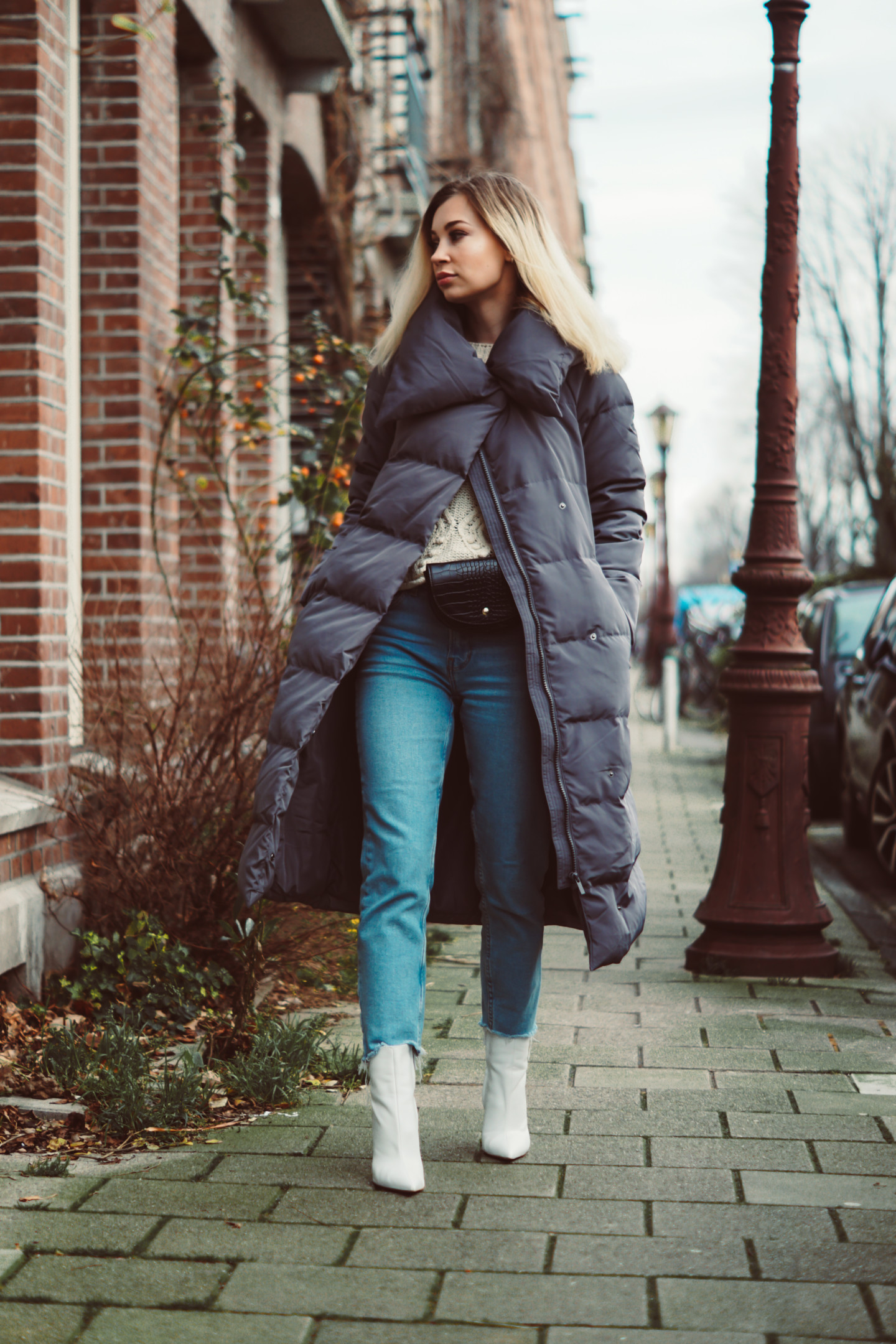puffer jacke mantel trend winter 2020