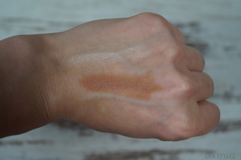 NYX wonder stick swatch1